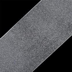 Люверсная лента клеевая 100 мм цв. прозрачный 1 м