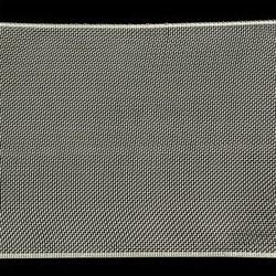 Люверсная лента 100 мм цв. прозрачный 1 м