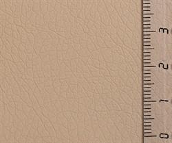 Кожа искусственная 20х30 см бежевый 1 лист