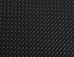 """Кожа искусственная """"Плетеночка"""" 20х30 см черная 1 лист"""