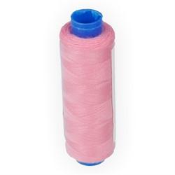 Нитки швейные  (полиэстер) 40/2  183 м  №157 розовые 1 шт