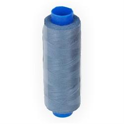 Нитки швейные  (полиэстер) 40/2 183 м  №313 серо-синие 1 шт