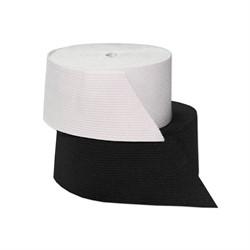 Лента эластичная черная 15 мм 1 м