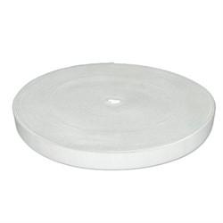 Лента эластичная белая 15 мм 1 м