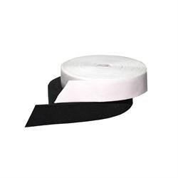 Лента эластичная 45 мм черная 1 м