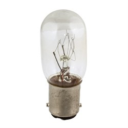 Лампочка двухконтактная 50 мм  1шт