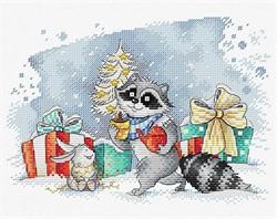 """В канун Рождества"" 22х18 см  ""М.П.Студия"""