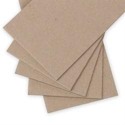 Картон переплетный 2 мм 1250 г/м  30*30 см  1 лист