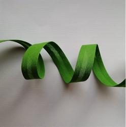 Косая бейка Х/Б 15 мм цвет: F238 зеленый 1 м